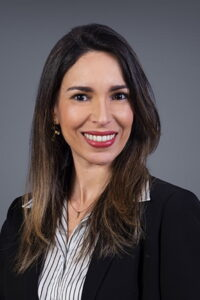 chief financial officer headshot