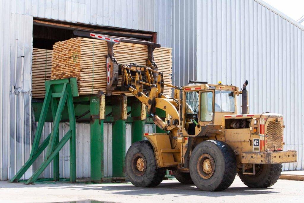 Heavy machinery equipment photo